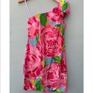 RARE Lilly Pulitzer Chloe Dress First Impressions